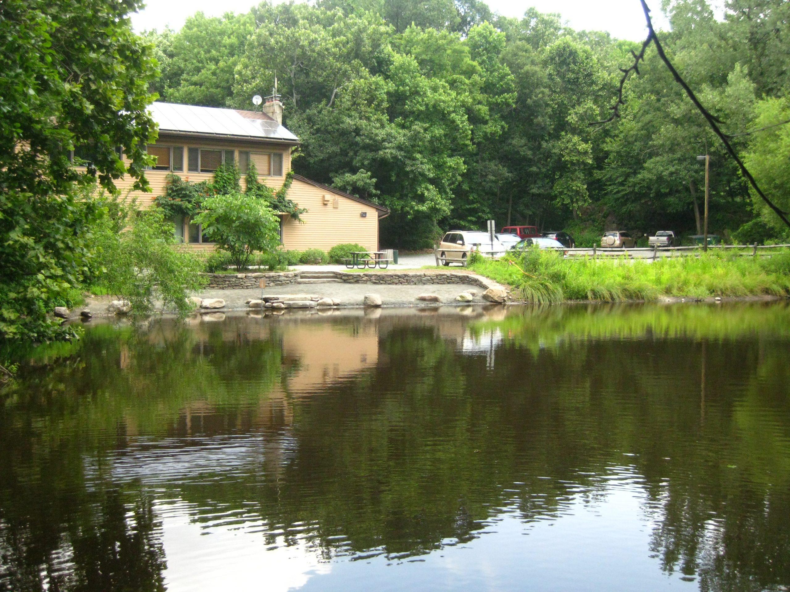 Member Feature: Flat Rock Brook Nature Center
